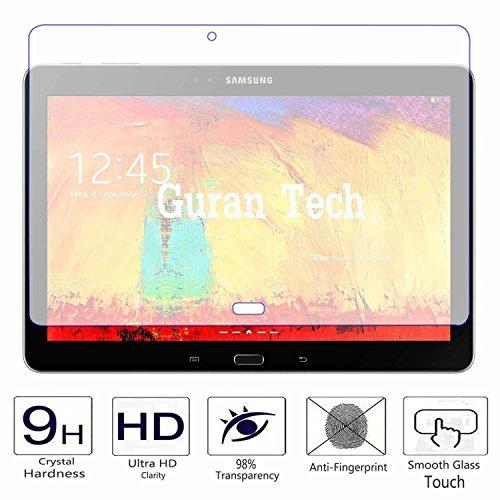 Guran® Protector de Pantalla Vidrio Cristal Templado para Samsung Galaxy Note (10.1pulgada)...