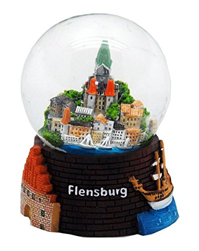 Minium Collection 30041 Souvenir Schneekugel Flensburg 65mm
