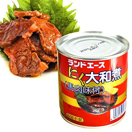 国華園 馬肉 大和煮・缶詰 2缶1組 大和煮 缶詰