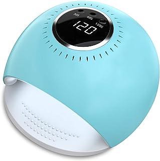 Lámpara LED UV Uñas - 84W Secador de Uñas con 5 segundos