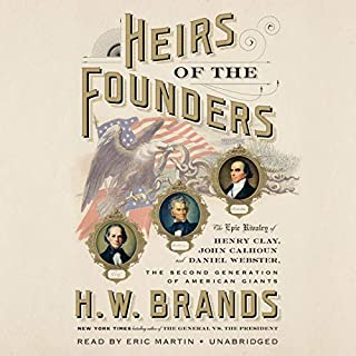 Heirs of the Founders audiobook cover art