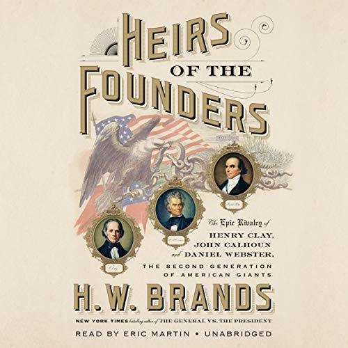 Heirs of the Founders cover art