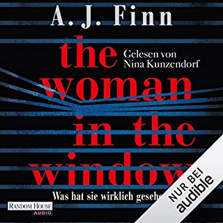 The Woman in the Window: Was hat sie wirklich gesehen? cover art