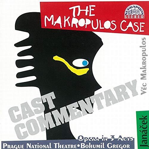 The Makropulos Case, ., Act I: 'Now Tell Me about Ellian Mac Gregor?' (Emilia Marty /dramatický soprán/, Albert Gregor)