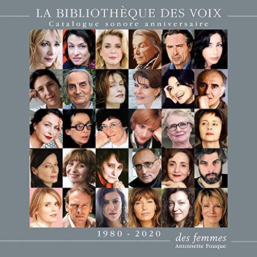 La Bibliothèque des voix 1980-2020 cover art