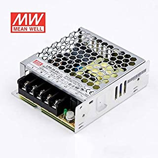 MEAN WELL LRS-35-24 110/220VAC to 24VDC 35W 1.5A Single Output Power Supply Unit