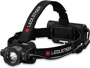 Ledlenser H15R Core, hoofdlamp LED, hoofdlamp, 2500 lumen, lichtbereik 250 meter, met accu, oplaadbaar, incl. magnetische ...