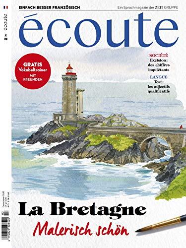 """Écoute - Französisch lernen 2/2020 \""""La Bretagne\"""""""