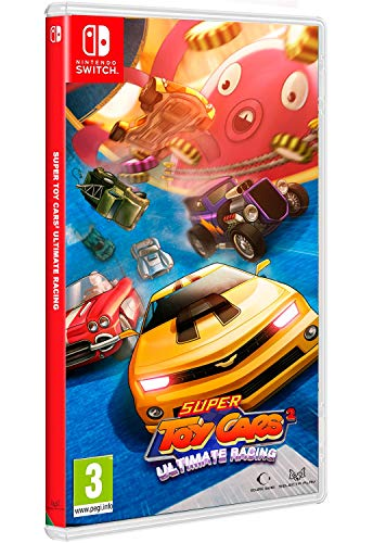 Super Toy Cars 2 Ultimate Racing (Nintendo Switch)