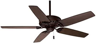Casablanca Concentra Indoor Ceiling Fan with Pull Chain Control