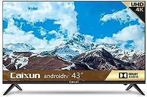Save on Caixun UHD Smart TVs