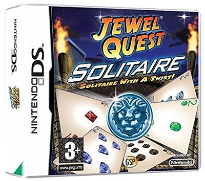 Jewel Quest Solitaire (Nintendo DS)
