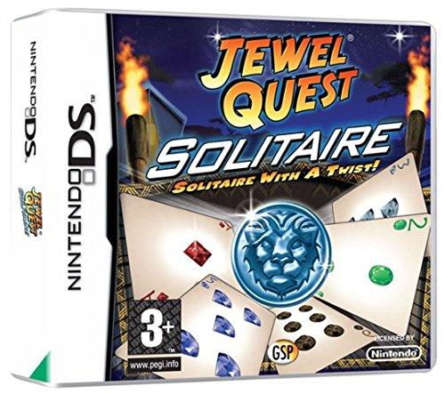 Jewel Quest Solitaire (Nintendo DS) [Edizione: Regno Unito]