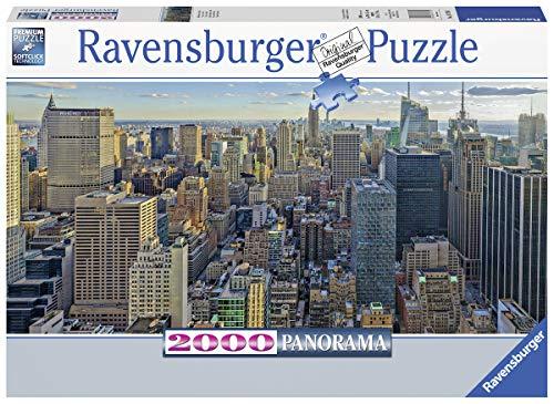 Ravensburger 16708 pièces Vue sur 2000 Teile Blick auf New York Puzzle
