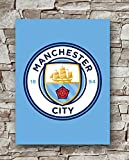 Huawuque Poster Manchester City Football Club,