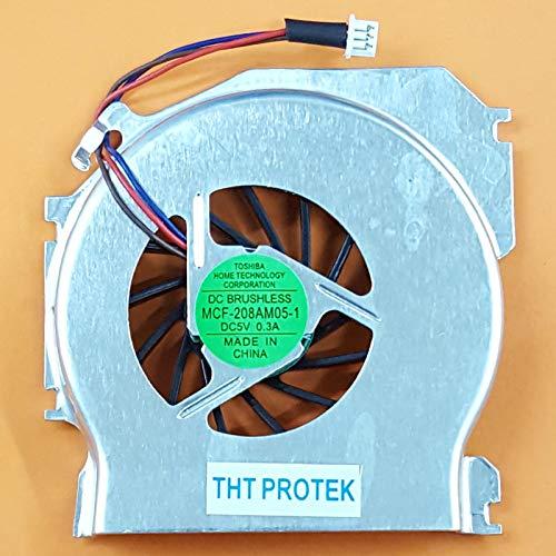 Kompatibel für IBM Lenovo Thinkpad T42 T42P T43 T43P Lüfter Kühler Fan Cooler, 26R7860, 91P9254