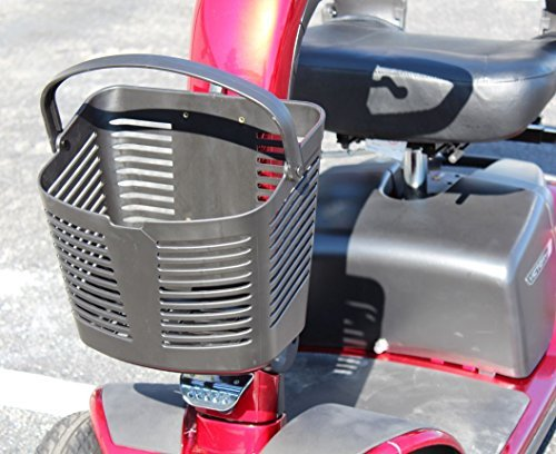 Cheapest Price! Pride Mobility Large FRONT BASKET for Victory, Go-Go Sport, Pursuit Series Scooter -...