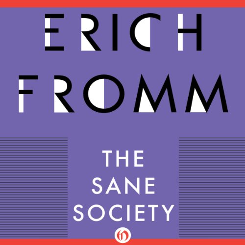 Couverture de The Sane Society