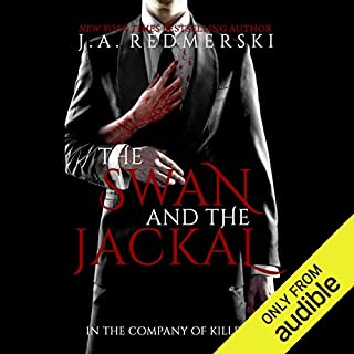 The Swan and the Jackal audiobook cover art