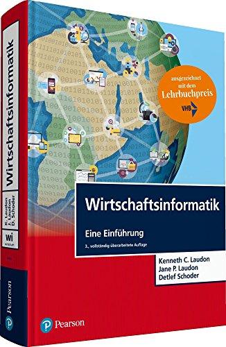 Wirtschaftsinformatik. Ausgezeichnet mit dem Lehrbuchpreis: Eine Einführung (Pearson Studium - Economic BWL)