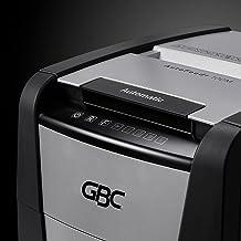 $393 » GBC Paper Shredder, Auto Feed+, 100 Sheet Capacity, Micro-Cut, Home Office Shredder, 100M (WSM1757603)