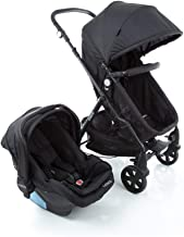 Travel System Poppy Duo Cosco, Preto Mescla