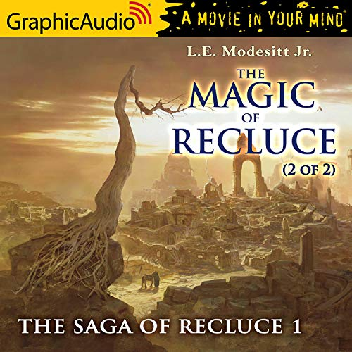 The Magic of Recluce (2 of 2)  By  cover art