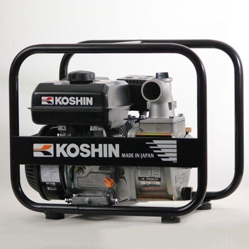 """KOSHIN Benzin-Wasserpumpe 2"""" für Schmutzwasser STV-50X"""