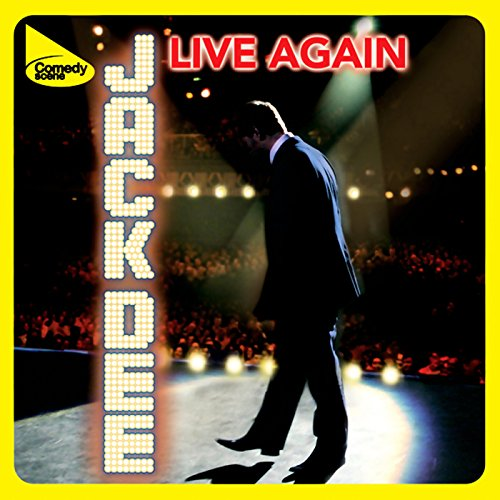 Live Again audiobook cover art
