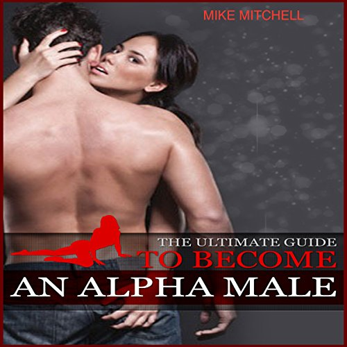 Alpha-Male audiobook cover art