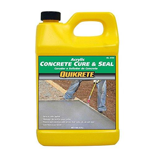 Concrete Cure & Seal