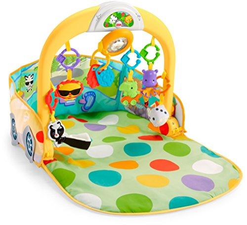 Mattel 25DFP07 - 3 in 1 Baby Set mit Verstellbarem Reck