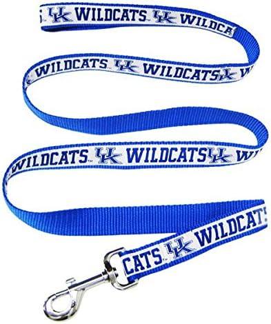 New product Zokee University of Kentucky Wildcats Ribbon Dog Nylon Leash New item