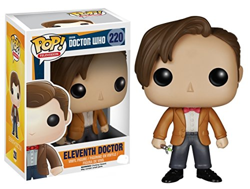 Funko Pop!- Vinyl Who: 11th Doctor (4628)