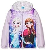 Disney Frozen Beautiful Frozen Abrigo, Morado (Violet 14-3612 TC), 3-4 Años (Tamaño Fabricante:4 Años) para Niñas