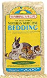 Sunseed Northern White Pine Bedding - 8 liters
