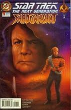 Star Trek The Next Generation #1 Shadowheart
