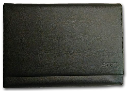 "Acer Aspire One Netbook Tablet Carry Bag 11"" Bifold Portfolio LZ.20400.201"