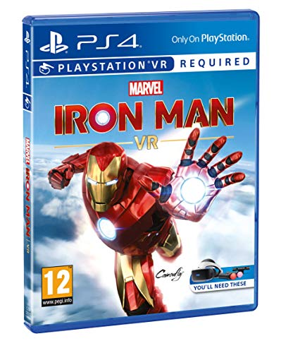 Marvel's Iron Man VR (Psvr Required) PS4 -