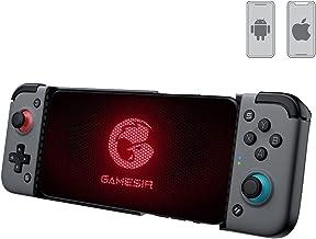 GameSir X2 کنترل کننده بازی بی سیم تلفن همراه بی سیم ، شارژ Type-C ، کلید سفارشی توربو ، بلوتوث 5.0 پشتیبانی از تلفن های Android iOS iOS Xbox Cloud Gaming Google Stadia GeForce Now MFi Apple Arcade Games