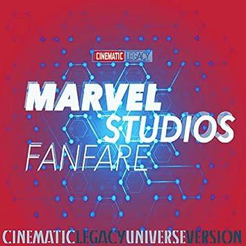 Marvel Studios Fanfare (Cinematic Legacy Universe Version)