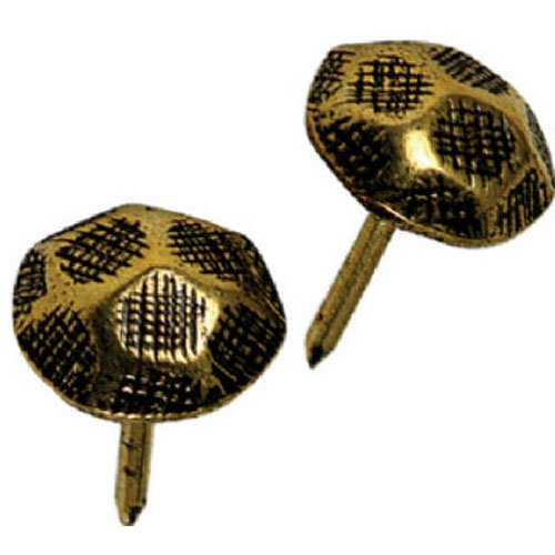 The Hillman Group 122680 Hammered Head Furniture Nails