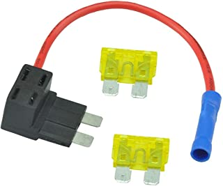 AutoEC ATO ATC 21AMP Add-A-Circuit Fuse Holder Fuse Box Tap Kit