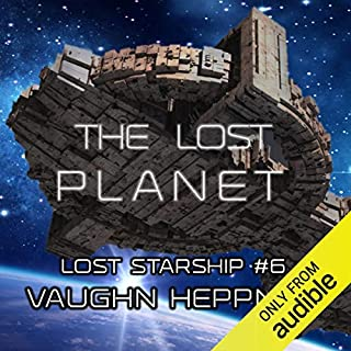 The Lost Planet cover art