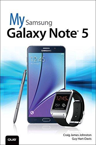 My Samsung Galaxy Note 5 (My...) (English Edition)