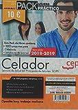 PACK AHORRO PRÁCTICO. Celador del Servicio de Salud del Principado de Asturias. SESPA. (Contiene 2000 preguntas para Celador/a y Simulacros de examen y Acceso a 3000 preguntas interactivas)