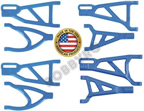 RPM Suspension Arms Front & Rear Upper Lower For Traxxas Revo 3.3 & E-Revo V1