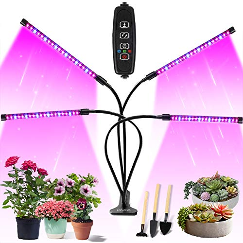 Grow Light for Indoor Plants, 80 LED Full Spectrum Plant Grow Lights