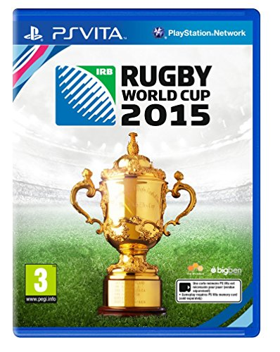 Rugby World Cup 2015 (PS Vita)