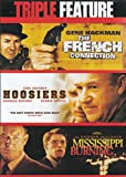 Gene Hackman Triple Feature: The French Connection / Hoosiers / Mississippi Burning